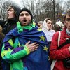 People from regions join forces at Kyiv's EuroMaidan