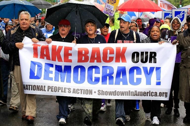 Criticism of democracy