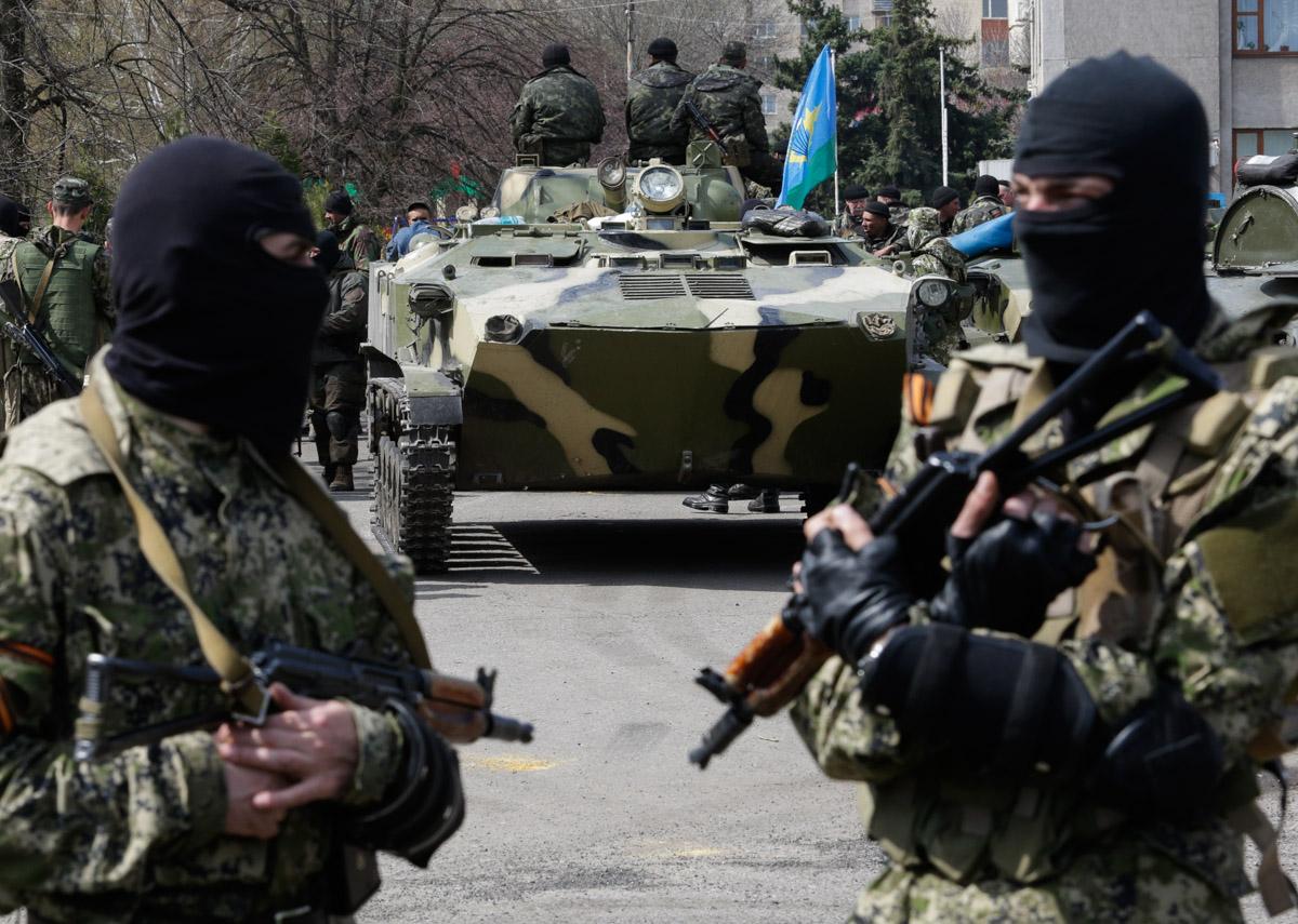When will the Ukrainian antiterrorist operation end
