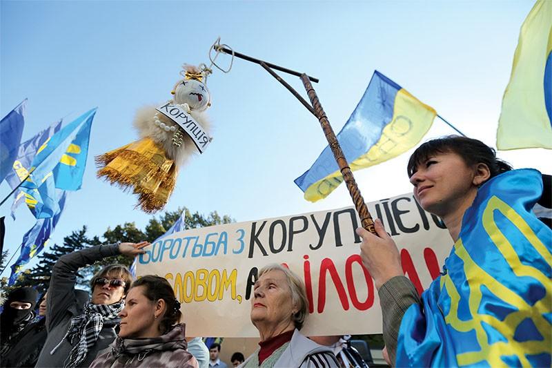 Ukraine Today New Website Shows All Ukrainian Government