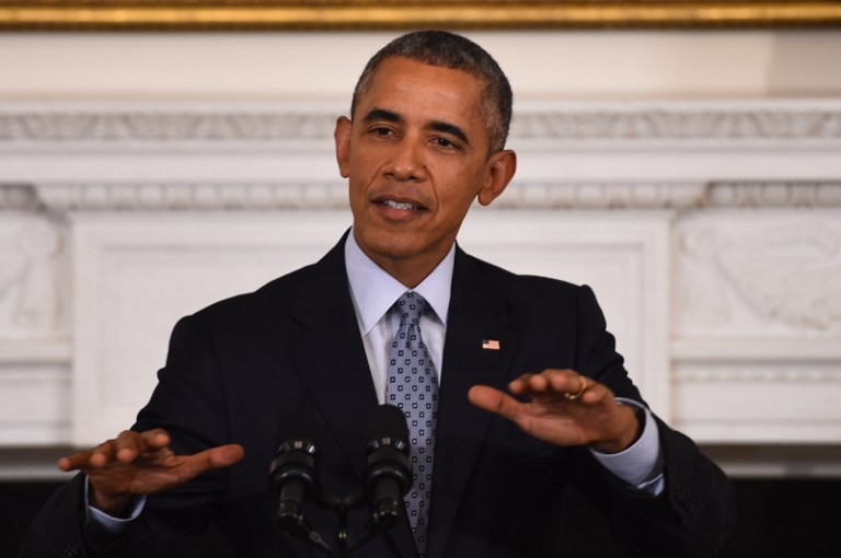 essay on why barack obama should be the next president Obama: americans will make 'sensible choice president barack obama says he does not believe in saying that the next president should choose the next.
