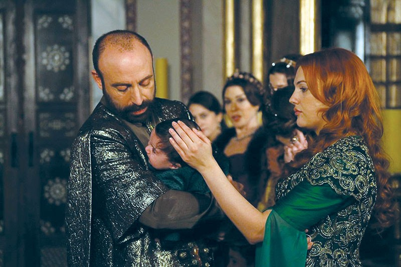 Turkish soap operas hook viewers with beautiful actors, simple plots