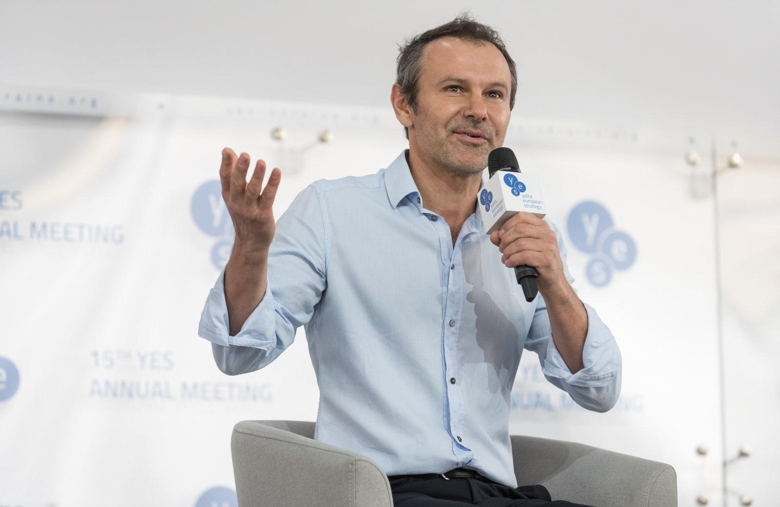 Svyatoslav Vakarchuk: Ocean Elsa wants to take a break 12.04.2014 53