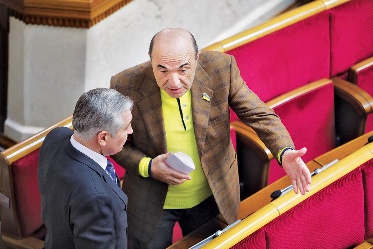 Ukraine launches election campaign to the Verkhovna Rada 27.07.2012 61