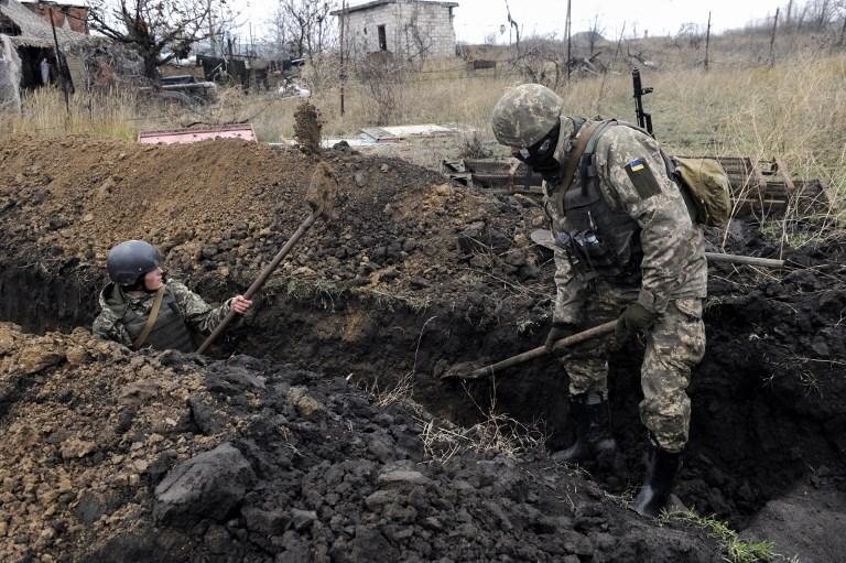 ukrainian russian war