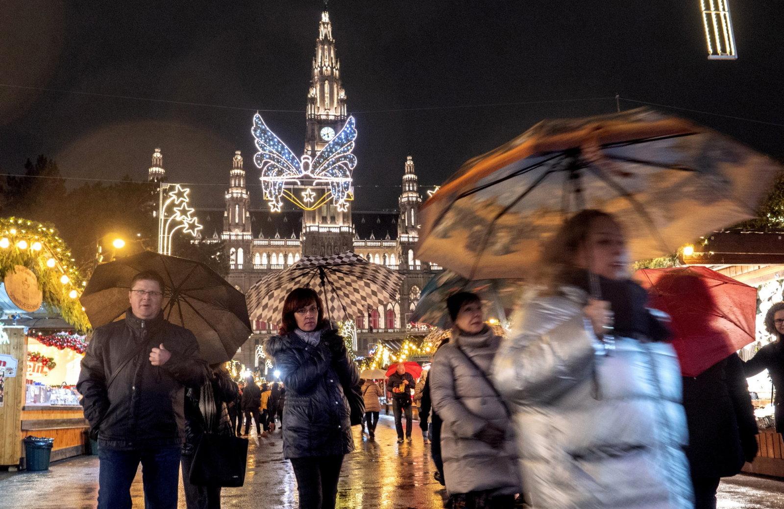Christmas In Austria 2019.Ukraine Austria Set For Big Year In 2019 Kyivpost