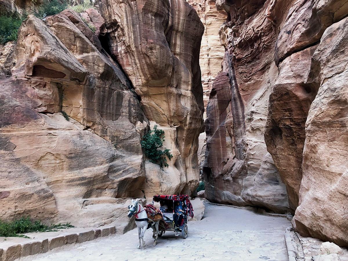World Traveler: Relax and reset amid Jordan's breathtaking