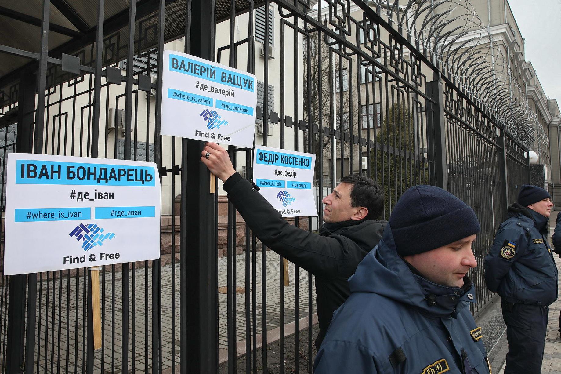 KyivPost - Ukraine's Global Voice         Halya Coynash: Russia sentences Seiran Saliyev to 16 years