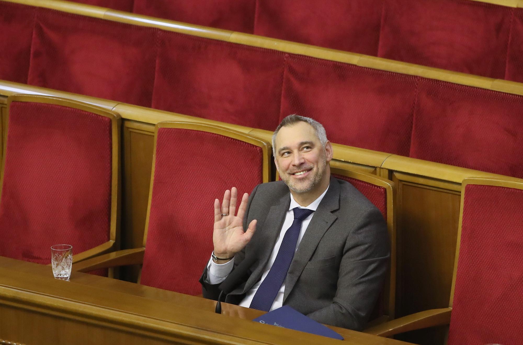 UPDATES : Parliament dismisses Riaboshapka as prosecutor general | KyivPost