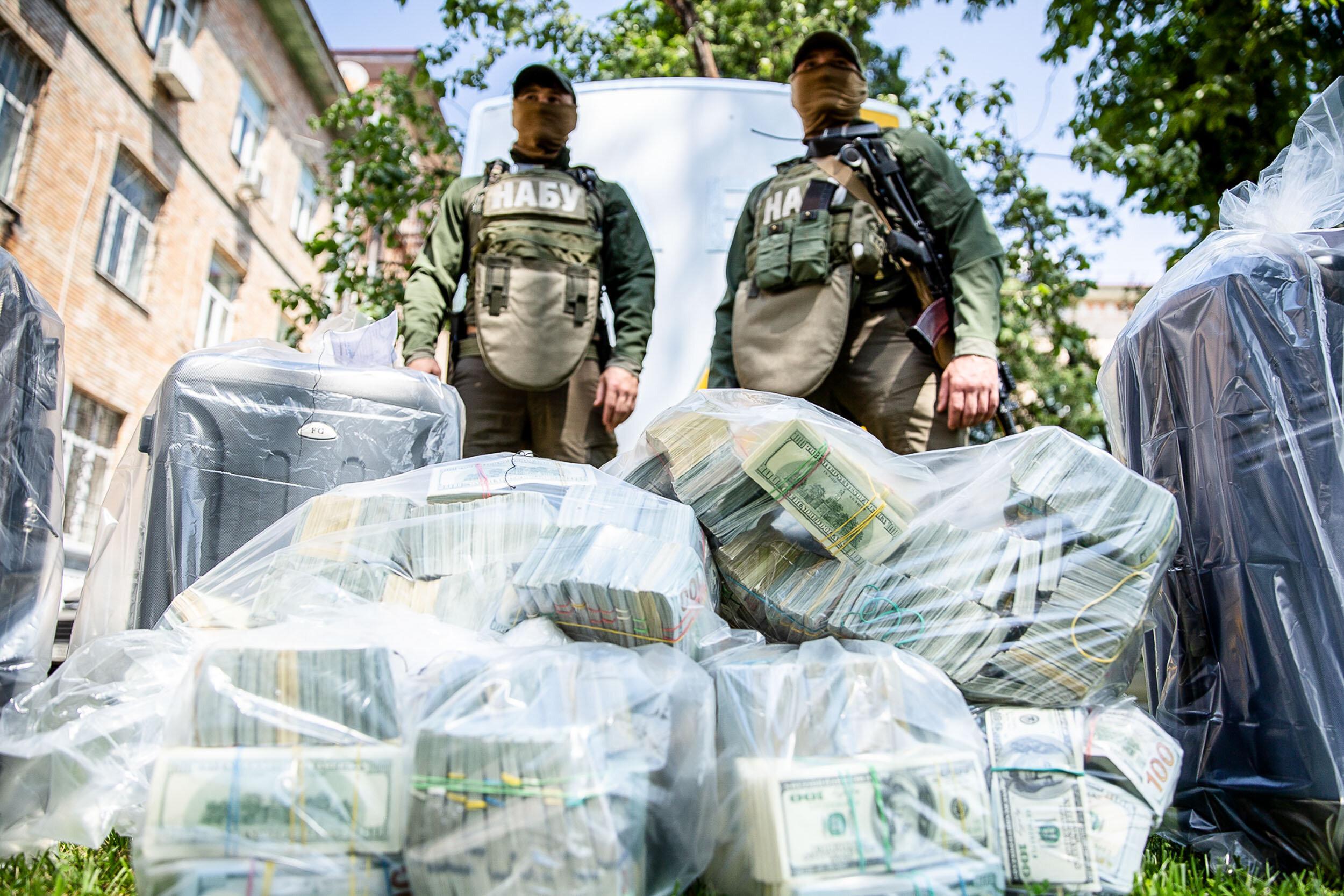 Ukraine shows modest progress in Corruption Perception Index ...