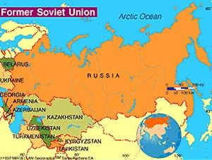 Inequality, poverty characterize post Soviet states   Jun. 03